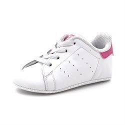 Adidas Stan Smith Crib hvid/pink