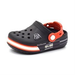 Crocband Kids Starwars Darth Vader m. blink