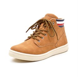 Tommy Hilfiger Lace up sneaker wheat