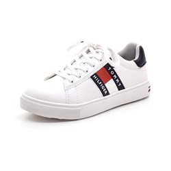 Tommy Hilfiger Low Cut sneakers hvid