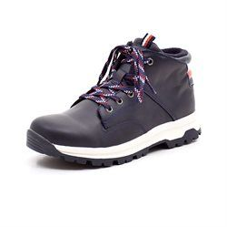 Tommy Hilfiger Lace up sneaker støvle navy