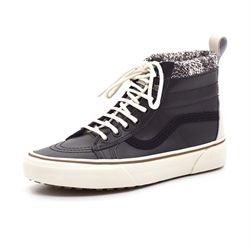 VANS SK8 Hi MTE All weather vintersneaker sort læder
