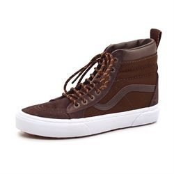 VANS SK8 Hi All Weather MTE sneaker ruskind/mesh brun