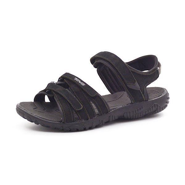 856ab43158d Teva Tirra læder sandal sort