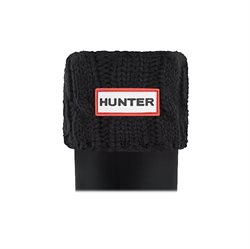 Hunter indersok Chunky Cable black