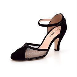 Repetto Nahia dansesko blonde/sort