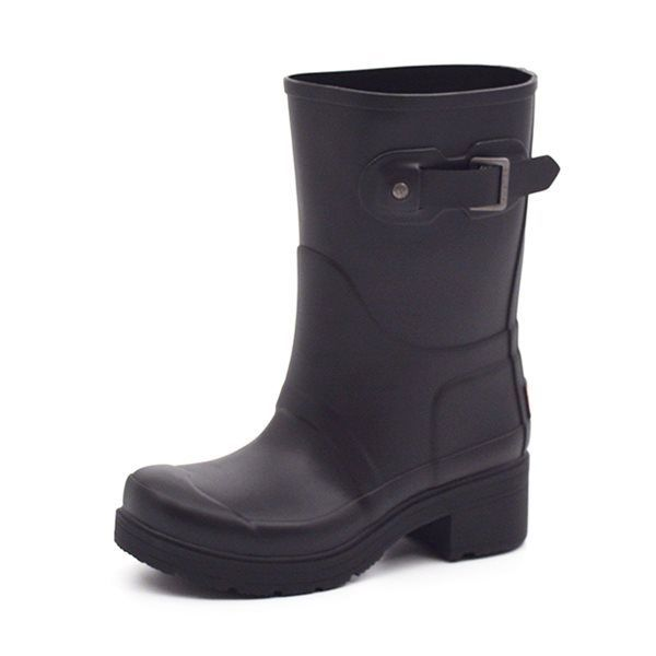 Hunter Originals ankle boot black