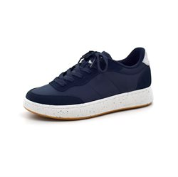Woden May sneaker navy