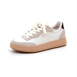 Woden May sneaker sand/hvid
