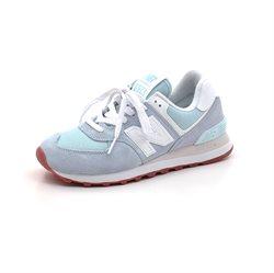 New Balance 574 ice blue/grå