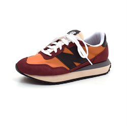 New Balance 237 vintage orange/bordeaux