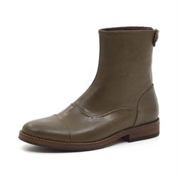 Mentor backzip boot green