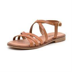 501f1d9f5fc Kæmpe udvalg af flade sandaler til kvinder