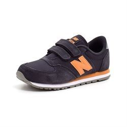 New Balance 420 orange/navy