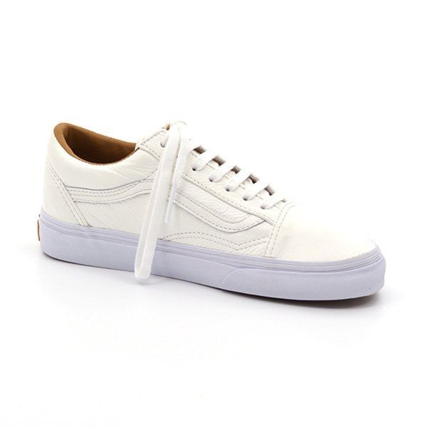 Hvide Vans Old Skool