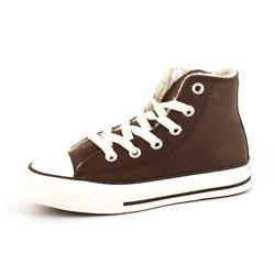 Converse All Star i l�der m. foer str. 27-35