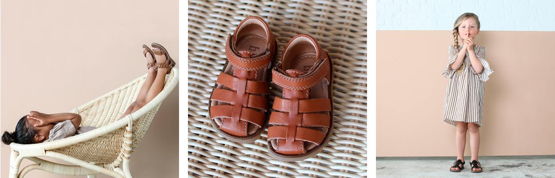 Bisgaard Sandaler blue Barn Åpne sko & flip flops